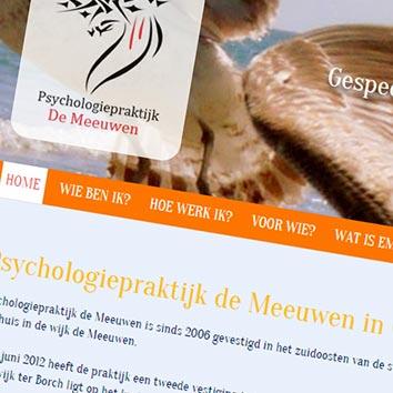 Psychologiepraktijk de Meeuwen